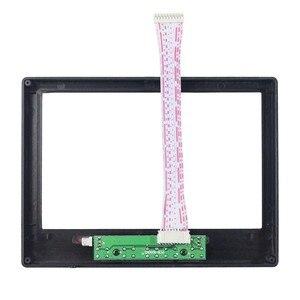 """Image 4 - Plastik kasa DIY 7 """"LCD monitör, LCD monitör kasası ile uyumlu 7 inç LCD gibi HSD070PWW1"""