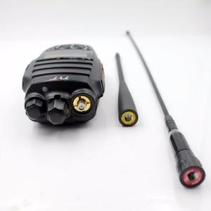Image 4 - 2 יח\חבילה שדרוג גרסה צלב להקת מהדר פונקצית VHF UHF TYT TH UV8000D חובב רדיו 10KM גבוהה 10W ציד ווקי טוקי