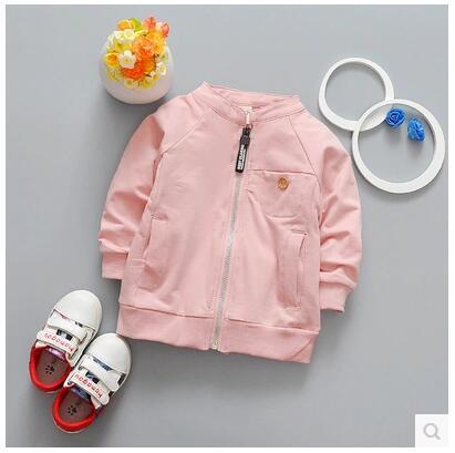 heat-retail-2016-new-autumn-baby-boys-and-girls-100-cotton-coat-jacket-zipper-shirt-brand-childrens-clothing-Free-shipping-2