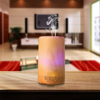 Mini Aromatherapy Diffuser USB Fragrance Machine Electric Essential Oil Diffuser Automatic Air Freshener Ultrasonic Technology