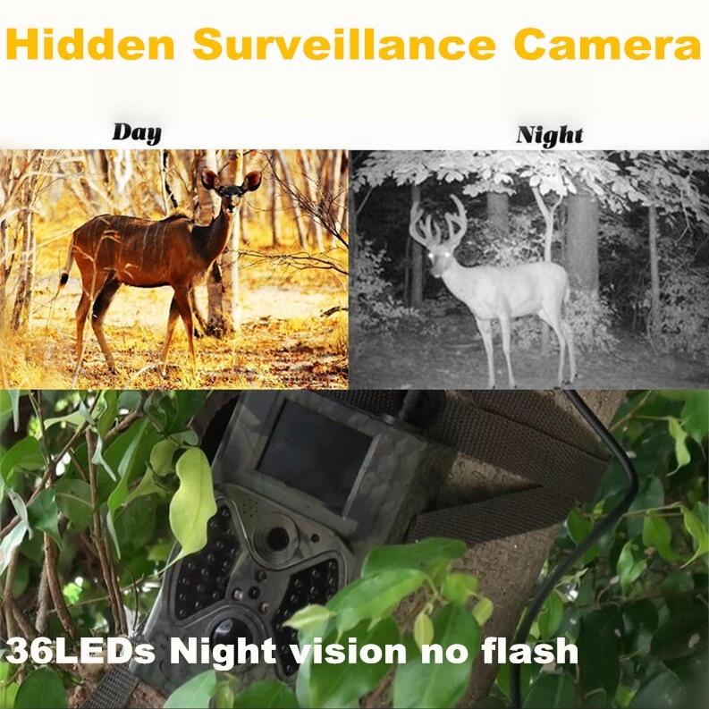 Deer Trail Kamere lov 12MP 1080P Foto Trap Pokret pokreta Night - Lov - Foto 2
