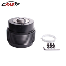 RASTP-Aluminum Racing Steering Wheel Hub Adapter Boss Kit for Honda EK RS-QR020-EK