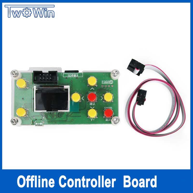 3 axis offline controller board ,GRBL USB port cnc engraving machine control board for 1610,2418,3018 machine