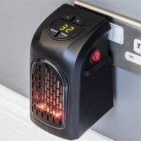 Elektrik Handy Isıtıcı Taşınabilir Duvar-Outlet Elektrikli Isıtıcı/Paslanmaz Çelik Soba El Isıtıcı Sıcak Blower Odası Fan Radyatör isıtıcı