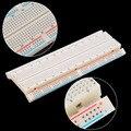 В наличии! MB-102 Solderless Макет Печатную Плату 830 точка ПЕЧАТНОЙ ПЛАТЫ хлеб доска Галстук Точек 2 автобуса Тест Цепи