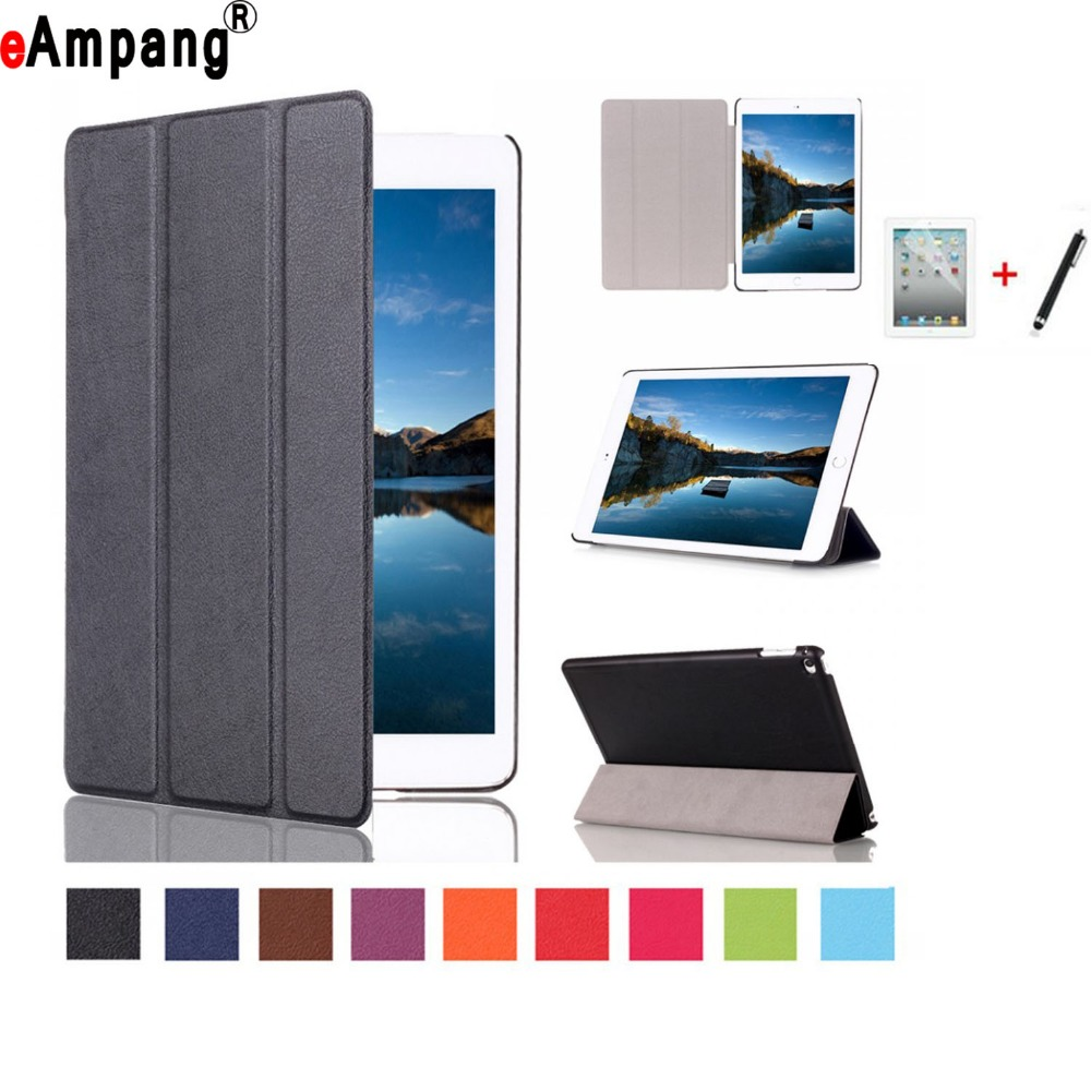 Case for iPad mini 4 Ultra Slim Light PU Leather Trifold Stand Magnet Sleep Awake Smart Cover for iPad Mini 4 Case A1538 A1550 kisscase for apple ipad mini 4 cover case wake up smart sleep magnetic flip cover ultra slim pu leather covers for ipad mini 4