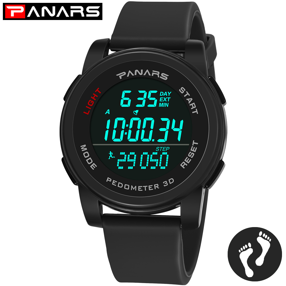 2019 Neue G Uhren Wasserdichte Sport Militär Uhren Uhren Hombre Marke Sanda Mode Uhren Männer Led Digital Uhren ZuverläSsige Leistung Uhren