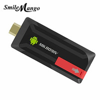 Quad Core RK3188 T TV Box MK809IV Android 4.4.2 kitkat 2 GB 8 GB Google TV Player HDMI MK809 IV Mise À Jour MK809 III Bluetooth Wifi