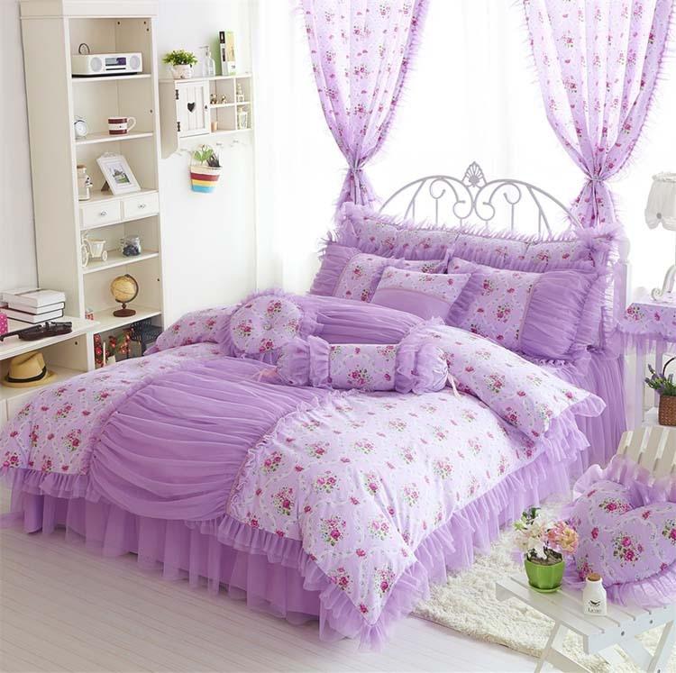 Matrimonio Bed Cover : Compra castillo de la princesa cama online al por mayor