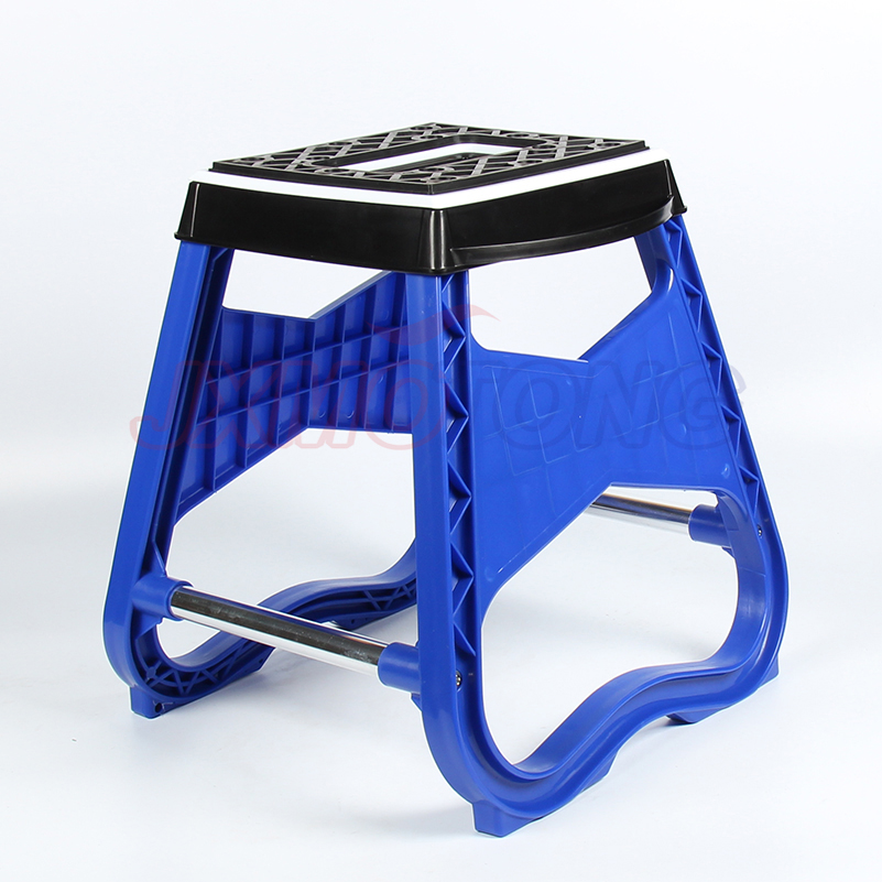 Steel Grade Plastic Motorcycle Motocross Stand Stool Repairing Lift Repair Support Holder For KTM CRF YZF