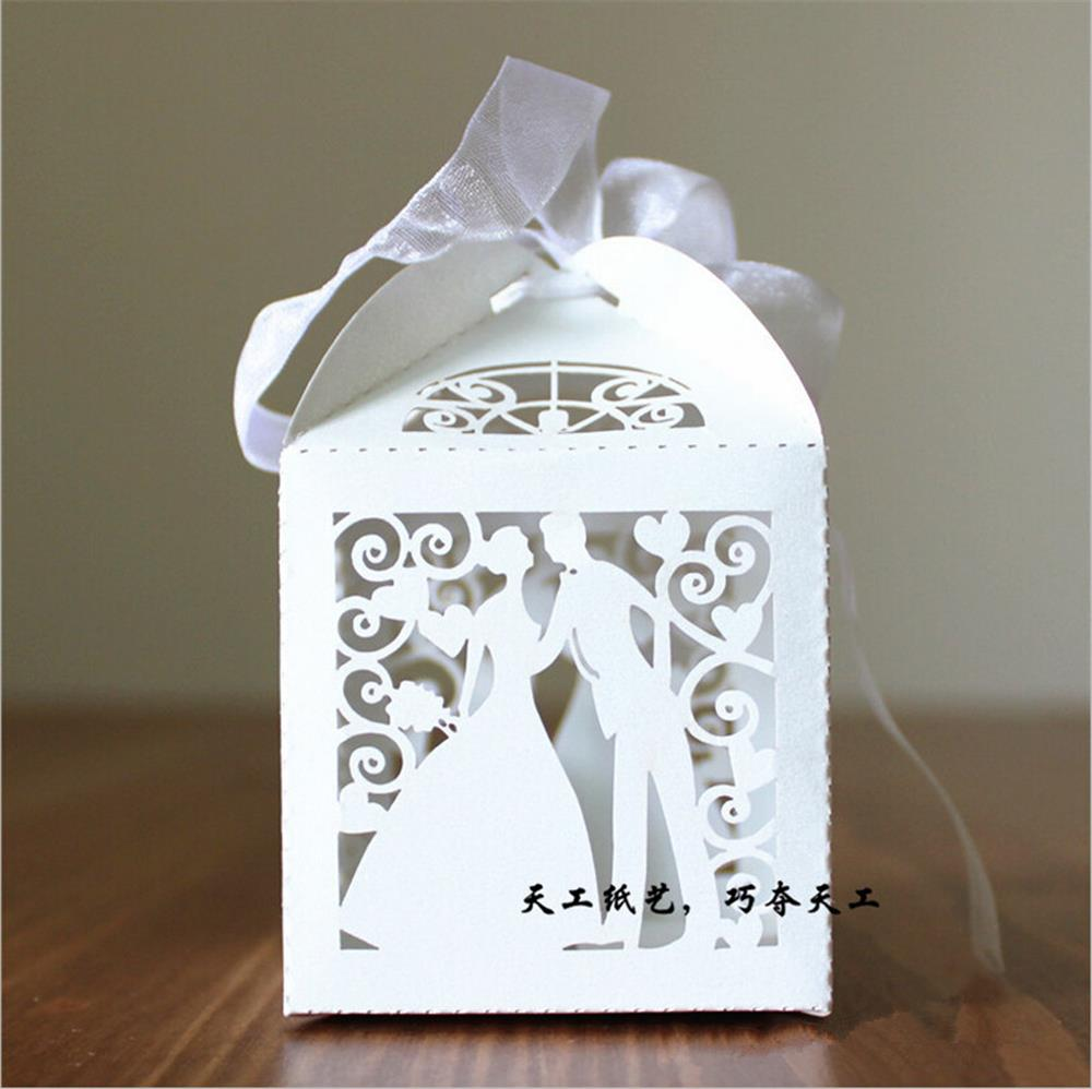⑧Casamento 20pcs/lot Wedding Decoration Gift Box Baby Shower ...
