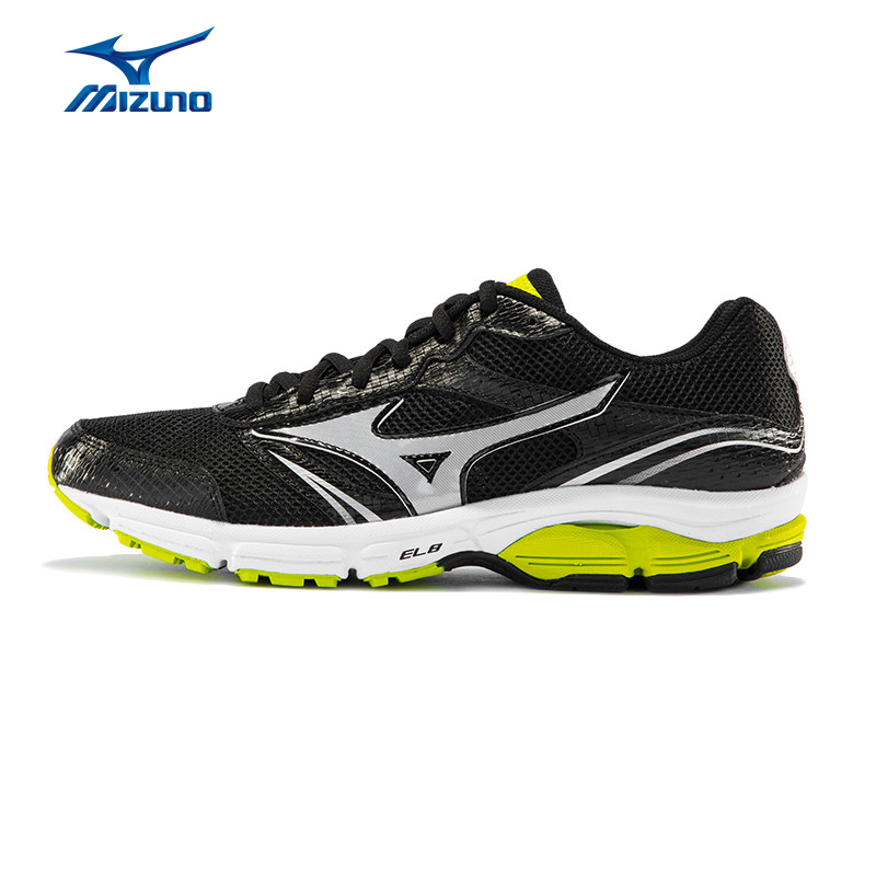 MIZUNO Men WAVE IMPETUS 3 Mesh Breathable Light Weight Cushioning Jogging Running Shoes Sneakers Sport Shoes J1GR151300 XYP284 кроссовки mizuno кроссовки wave impetus 3