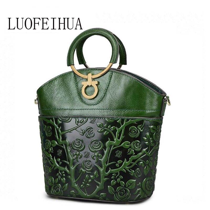 2019 новый роскошный сумка бренд сумка дизайнера моды резное ведро сумка