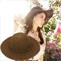Moda Gorra de Béisbol Del Snapback Hueso asfixiar a un pimiento pequeño Corea del arco brazalete de verano playa sombrero de señora sombrero sombrero para el sol