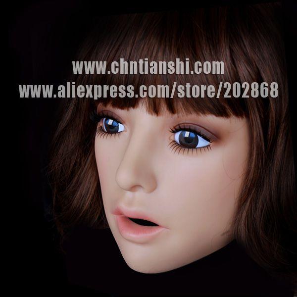 Popular Realistic Female Masks Buy Cheap Realistic Female