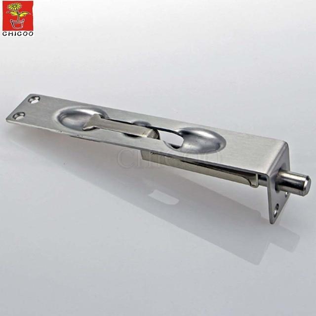Aliexpress Com Buy L Type 6 Inch Flush Door Bolt Lever