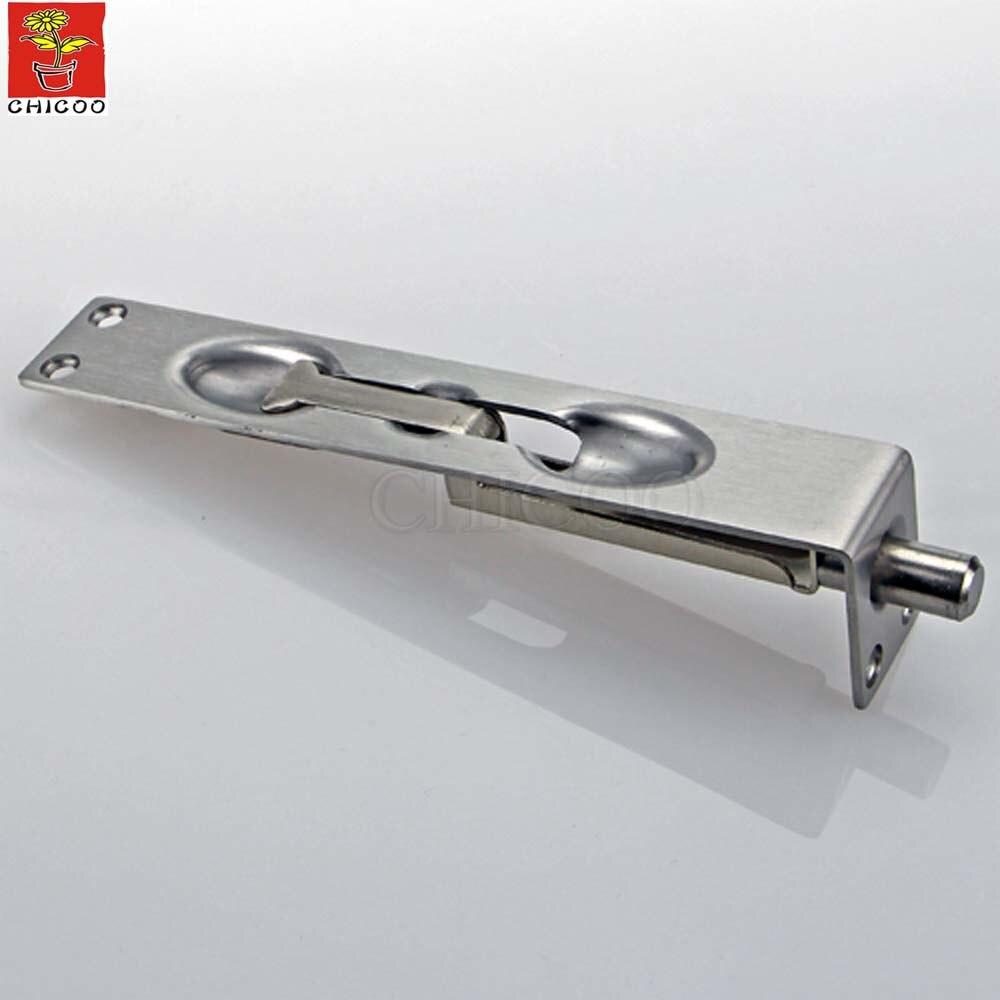 Popular door flush bolt buy cheap door flush bolt lots for Door bolt lock
