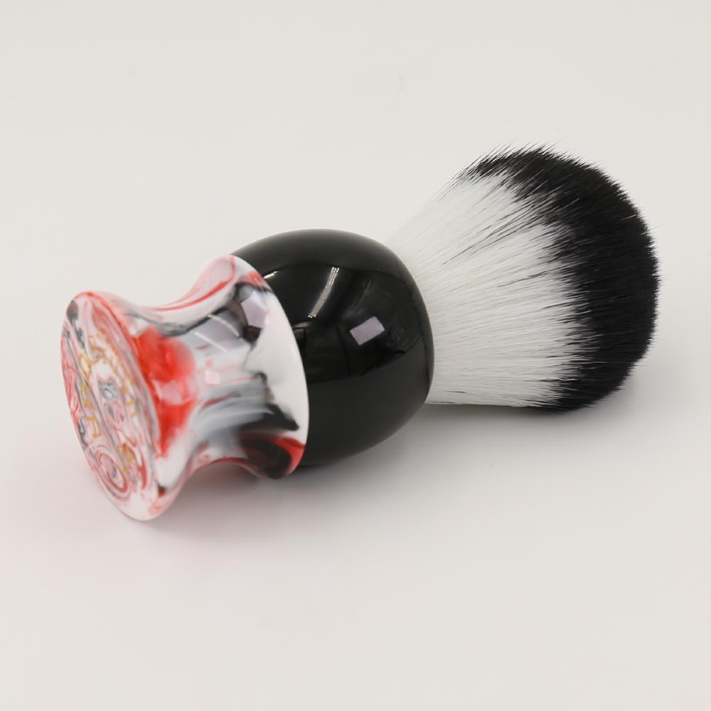 Yaqi 24mm Giotto Synthetic Hair Shaving Brush