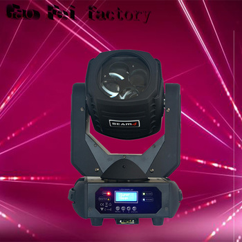 LED Super Beam 4x25 W LED moving head beam licht voor Bar effect led podium verlichting