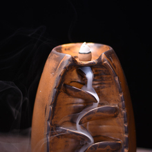 Incense Waterfall Backflow Incense Burner