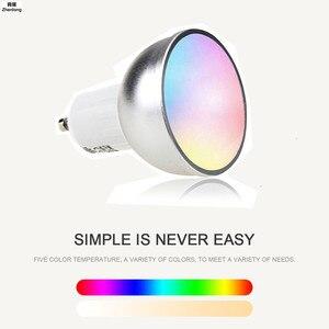 GU10 WiFi Smart Lights Bulb 22