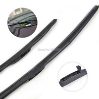 NEW 26+14Car accessories For Toyota Corolla 2007 2014 Hybrid 3 Section Rubber Rain Window Windshield Wiper Blade car styling