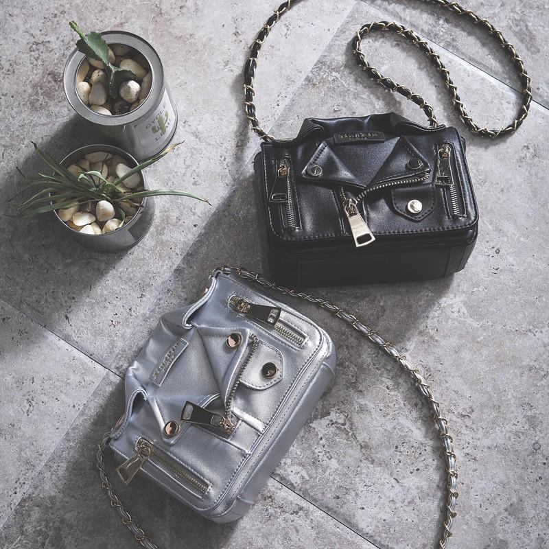 Promotion!Free Ship Hot Brand Designer Motorcycle Bags Women Clothing Shoulder Jacket Bags Messenger Bag Women Leather Handbags (9)