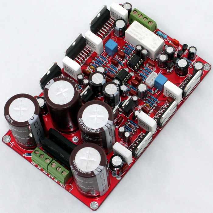 TDA7293 параллельно двухканальный усилитель мощности доска (250 Вт * 2)