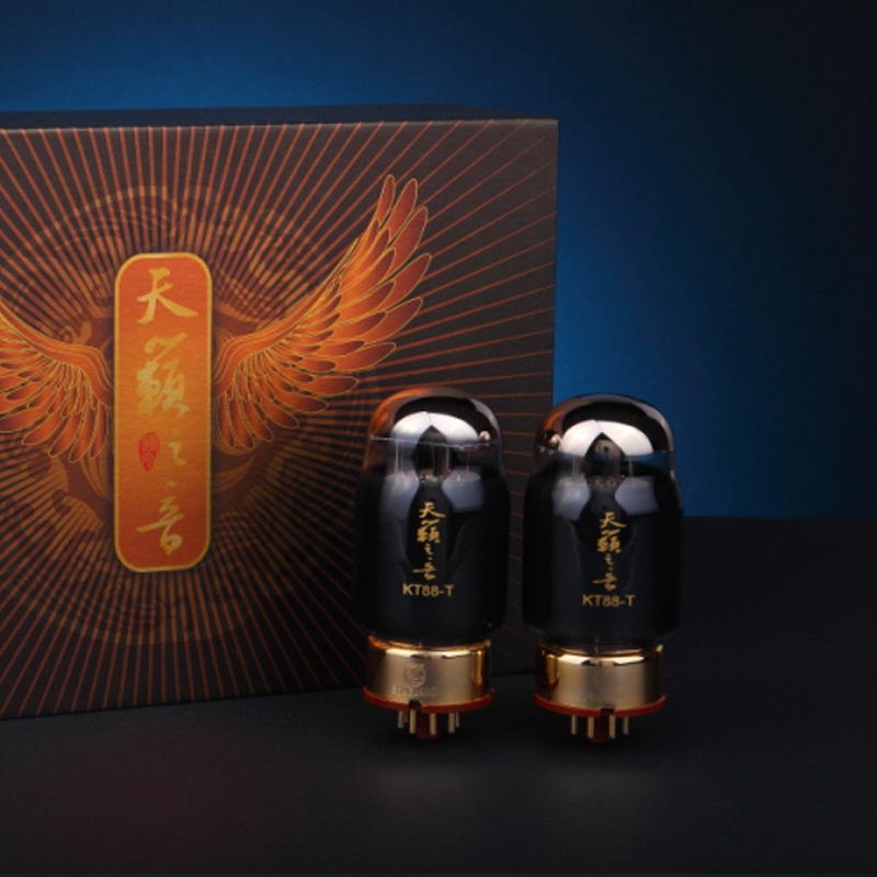Shuguang Sound of Teana Serie KT88 T Tube HIFI EXQUIS Natural Sound Factory Full Matched KT88