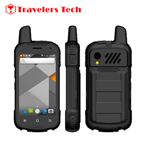Цена за Оригинал UNIWA F32 Zello PTT walkie talkie Android 6.0 Смартфон 4 Г LTE FDD TDD 4 Дюймов 1 ГБ + 8 ГБ NFC 3800 мАч Большой Аккумулятор телефона