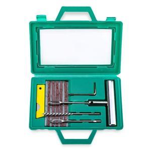 Image 5 - Car Van Motorcycle Bike Tire Repair Tools Emergency Heavy Duty Tubeless Tire Puncture Repair Kit Plug Set