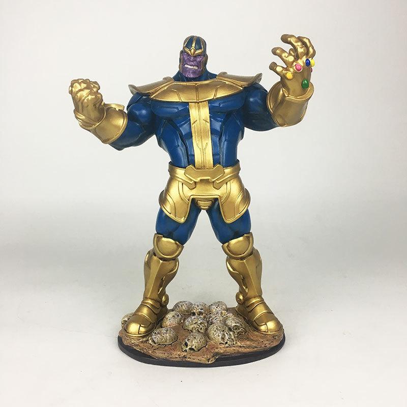 Hot Avengers 3 Infinity War Thanos Action Figure Toy Thor PVC TITAN HERO SERIES Figures Collectible Model Doll With Box 33cm titan hero 30 см