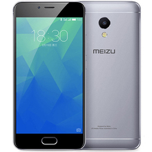 "Original MEIZU M5S 4G LTE 3GB 16GB/32GB Global Firmware Cell Phone MTK6753 Octa Core 5.2"" HD IPS Fingerprint Fast Charging(China)"