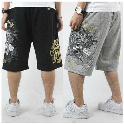 Бесплатная доставка 2017 большой размер марка XXL XXXL 4XL 6XL 8XL мужчин короткие брюки мужские хип-хоп летние военные шорты