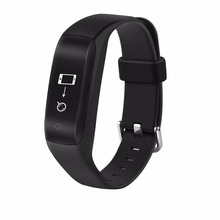 C5 GPS Bluetooth Smart Wristband G-Sensor Heart Rate Monitor Fitness Tracker Sport Bracelet Pedometer Calories Smartband for IOS