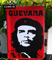 Ernesto Guevara Style 2D Passport Holder PVC  Passport Cover Case For Travel,14*9.6cm Card & ID Holders Mini Order 1pcs