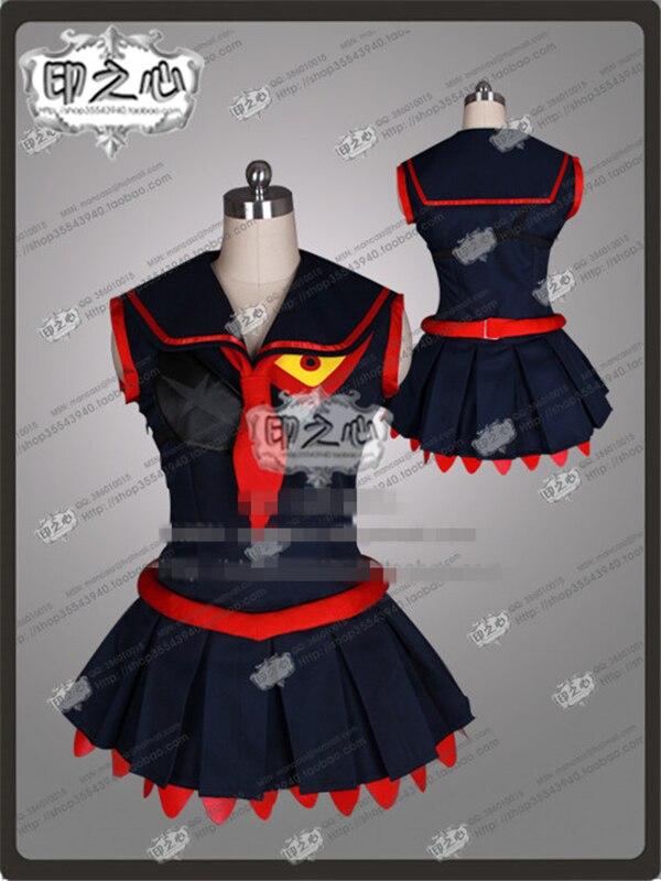 New Clothing Hot Anime font b KILL b font font b la b font font b