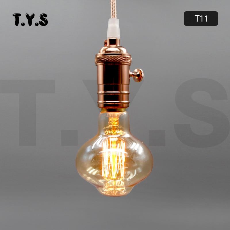 Lâmpadas Incandescentes decorativa da lâmpada 40 w Modelo Número : Edison Bulb