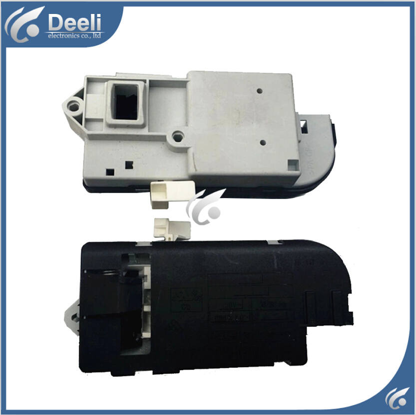 Free shipping Original for Haier washing machine Door lock delay switch XQG60-Q1086A XQG60-Q1286 0024000128 electronic door lock free shipping 100% tested washing machine board for haier xqb50 0528 xqb60 0528a on sale