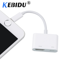Professional HDMI Cable Adapter For Apple interface 8Pin to HDMI Digital AV Converter for iPad iPhone iOS Video Adapter