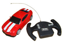 Четыре-канальный дети электрический пульт дистанционного управления игрушечного автомобиля, чтобы отправить своих детей хороший подарок Дистанционного управления модели автомобиля