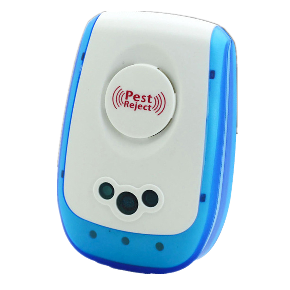 VICTMAX Mice Mosquito Ultrasonic Anti Mosquito Insect Repeller Rat Mouse Cockroach Pest Reject Repellent EU/US/UK Plug