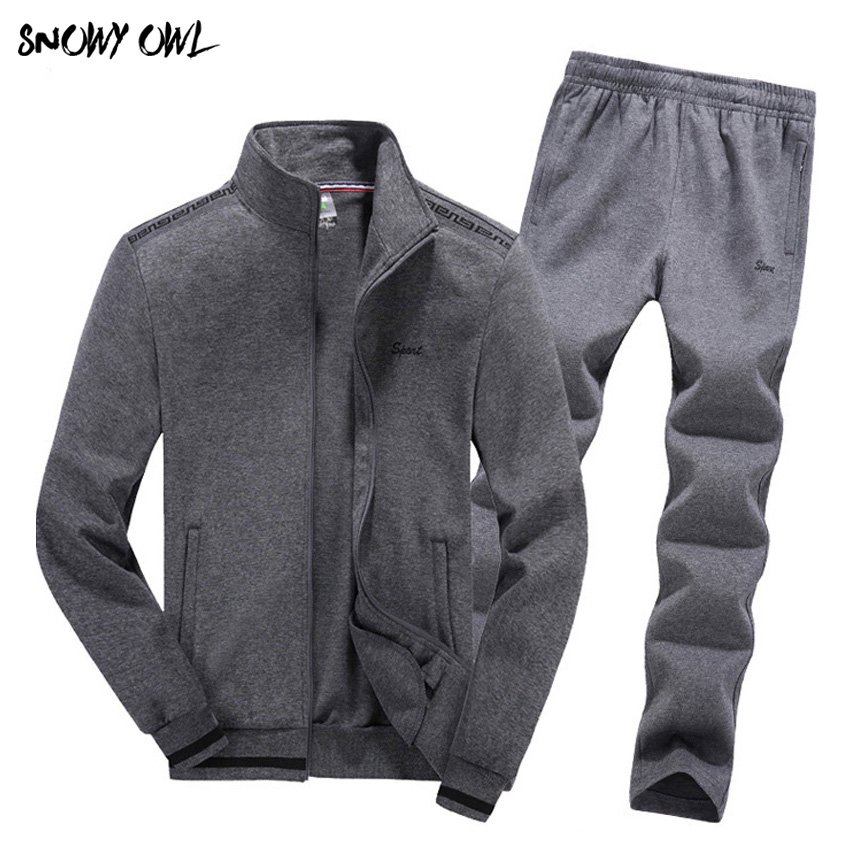 Spring New Leisure Suit Uniform Suit Man Palace Men Sport Suit Set Youths Mens Tracksuit Male