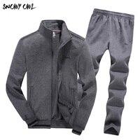 2018 Spring New Leisure Suit Uniform Suit Man Palace Men Sport Suit Set Youths Mens Tracksuit Male Sports Suits Big Size 115zr