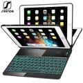 Для iPad Pro 9 7  беспроводной чехол с Bluetooth клавиатурой для планшета  вращающийся на 360 градусов  чехол с клавиатурой для iPad Air 9 7  автоматический р...