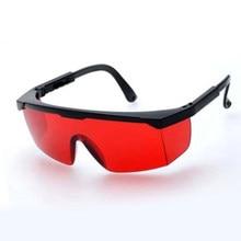 e444f440b7 Gafas de seguridad de protección láser azul ZK20 gafas de soldar gafas  protectoras de ojo verde gafas de trabajo ajustables a pr.
