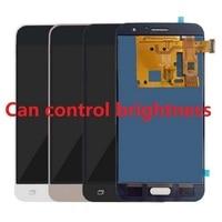 Display Touch Screen LCD Digitizer Sensor Assembly For Samsung Galaxy J1 2016 J120 J120A J120F J120M J120FN + Adhesive + kits
