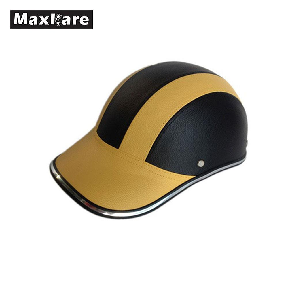 30-46cm Riding Safety Hat Sports Durable Riding Helmet Anti-vibration Baseball Cap Comfortable