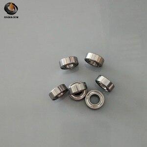 2PCS S686ZZ Fishing Reel Bearings 6x13x5 mm Hybrid Ceramic Bearings DDL-1360ZZ(China)