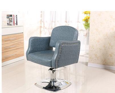 Купить с кэшбэком Barber's Chair  Salon Hairdressing Chair Factory Outlet Barber Chair Salon Swivel Chair